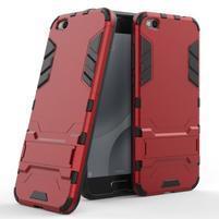 Defender odolný obal pre mobil Xiaomi Mi 5c - červený