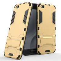 Defender odolný obal pre mobil Xiaomi Mi 5c - zlatý