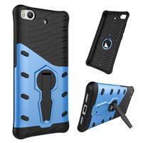 Armory odolný obal 2v1 pre mobil Xiaomi Mi5s - modrý