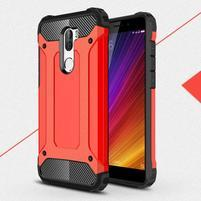 Guards odolný obal pre Xiaomi Mi5s Plus - červený
