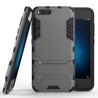 Defender odolný obal pre mobil Xiaomi Mi 6 - sivý