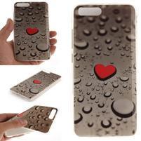 Funs gélový obal pre mobil Xiaomi Mi 6 - srdce