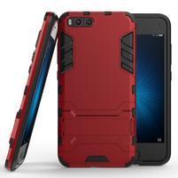 Defender odolný obal pre mobil Xiaomi Mi 6 - červený