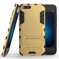Defender odolný obal pre mobil Xiaomi Mi 6 - zlatý