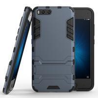 Defender odolný obal pre mobil Xiaomi Mi 6 - šedomodrý