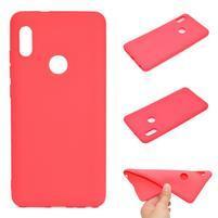 Soft gélový obal na Xiaomi Mi A2 a Mi 6X - červený