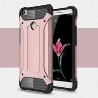 Guard odolný obal pre mobil Xiaomi Mi Max - ružovozlatý