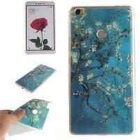 Softies gélový obal pre mobil Xiaomi Mi Max - kvetoucí strom