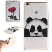 Softies gélový obal pre mobil Xiaomi Mi Max - panda