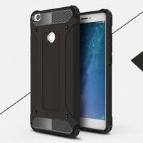 Armory odolý obal na Xiaomi Mi Max 2 - čierny