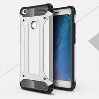 Armory odolý obal na Xiaomi Mi Max 2 - strieborný