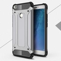 Armory odolý obal na Xiaomi Mi Max 2 - sivý