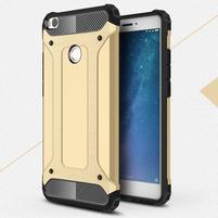 Armory odolý obal na Xiaomi Mi Max 2 - zlatý