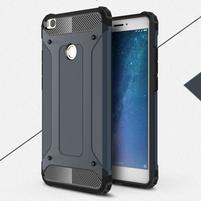 Armory odolý obal na Xiaomi Mi Max 2 - tmavomodrý