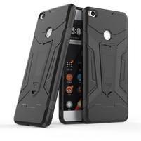 Kick Hybridný odolný obal na Xiaomi Mi Max 2 - čierny