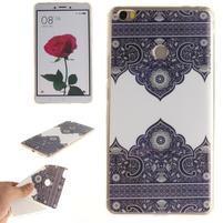 Softies gélový obal pre mobil Xiaomi Mi Max - symetric
