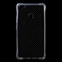 Gélový obal s rohovými výstuhami pre Xiaomi Mi Max - transparentní