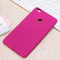 Texture pružný obal pre Xiaomi Mi Max - rose