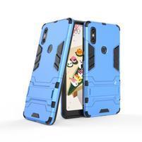 Guard odolný hybridný obal na mobil Xiaomi Mi Mix 2s - modrý