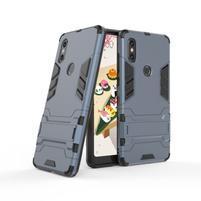 Guard odolný hybridný obal na mobil Xiaomi Mi Mix 2s - tmavomodrý