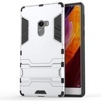 Defender odolný obal pre mobil Xiaomi Mi Mix - strieborný