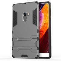 Defender odolný obal pre mobil Xiaomi Mi Mix - sivý