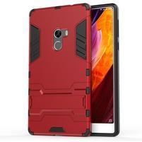 Defender odolný obal pre mobil Xiaomi Mi Mix - červený