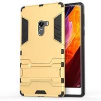 Defender odolný obal pre mobil Xiaomi Mi Mix - zlatý