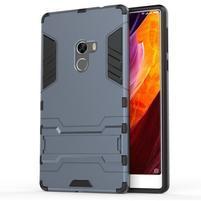 Defender odolný obal pre mobil Xiaomi Mi Mix - sivomodrý