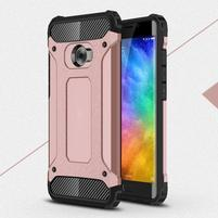 Guard odolný obal pre mobil Xiaomi Mi Note 2 - ružovozlatý