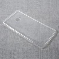 Ultratenký gélový obal pre Xiaomi Redmi Note 2 - transparentní