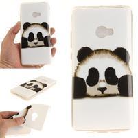 Emotive gélový obal pre mobil Xiaomi Mi Note 2 - panda