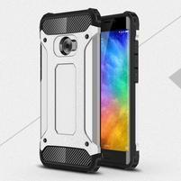 Guard odolný obal pre mobil Xiaomi Mi Note 2 - strieborny
