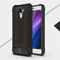 Guards odolný obal pre mobil Xiaomi Redmi 4 - čierný