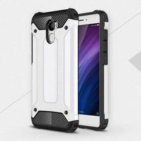 Guards odolný obal pre mobil Xiaomi Redmi 4 - biely