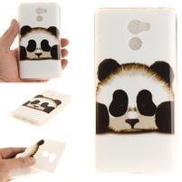 Softie gélový obal pre mobil Xiaomi Redmi 4 - panda
