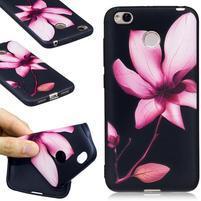 Motive gelový obal na Xiaomi Redmi 4X - kvetina