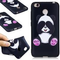 Motive gelový obal na Xiaomi Redmi 4X - medvedík panda