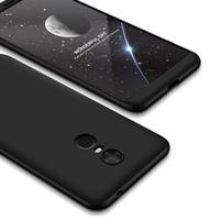 Geko odolný plastový obal na Xiaomi Redmi 5 Plus - čierny