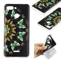 Print gélový obal na mobil Xiaomi Redmi 6 - malí motýľkovia
