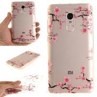 Patty gelový obal na Xiaomi Redmi Note 4 - kvitnúce konáre