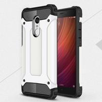 Guard odolný obal pre mobil Xiaomi Redmi Note 4 - biely