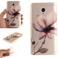 Patty gelový obal na Xiaomi Redmi Note 4 - kvet