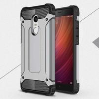 Guard odolný obal pre mobil Xiaomi Redmi Note 4 - šedý