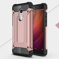 Guard odolný obal pre mobil Xiaomi Redmi Note 4 - ružový
