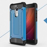 Guard odolný obal pre mobil Xiaomi Redmi Note 4 - modrý