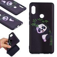 Bossi gélový obal na Xiaomi Redmi Note 5 - panda na bambuse