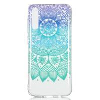Patty gélový obal na Samsung Galaxy A70 - mandala