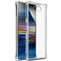 Shock gélový odolný kryt na Sony Xperia 10 - priehľadný