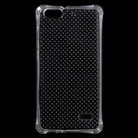 Transparentní gelový kryt na mobil Honor 4C
